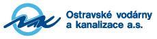 Ostravské vodárny a kanalizace a.s. - logo
